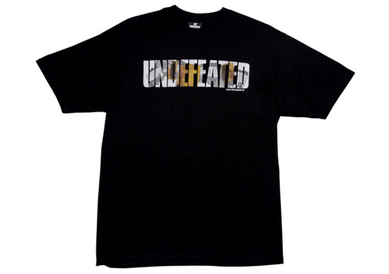 Undefeated Fall 2010 First Delivery 07