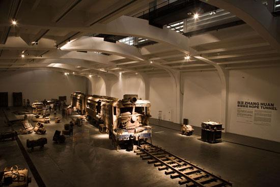 """Zhang Huan's """"Hope Tunnel"""" in Beijing-3"""
