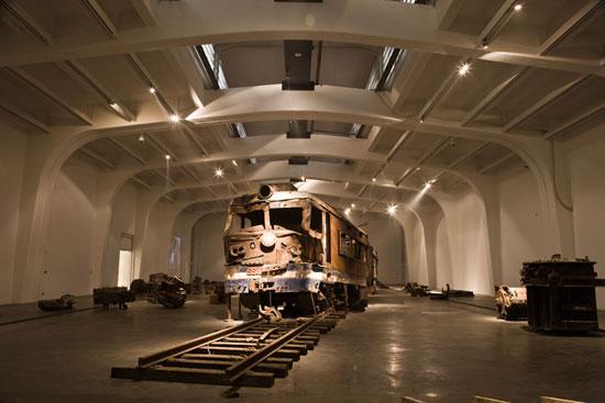 """Zhang Huan's """"Hope Tunnel"""" in Beijing"""