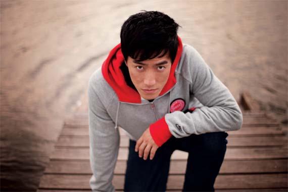 Liu Xiang x Nike Sportswear Holiday 2010 Lookbook 01