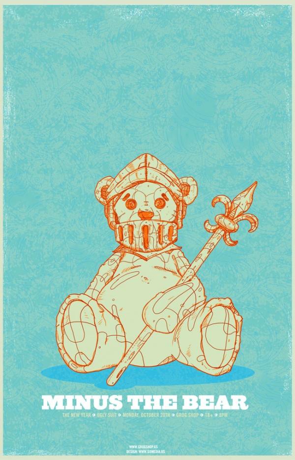 Oliver Barrett Illustration 4