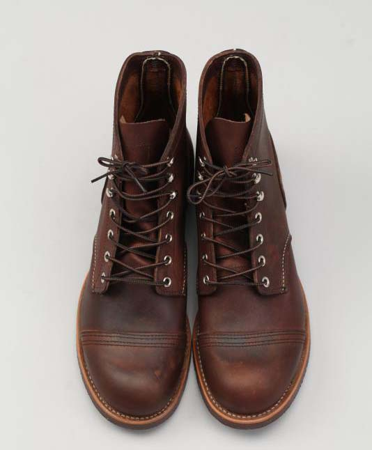 Red Wing Iron Ranger 2