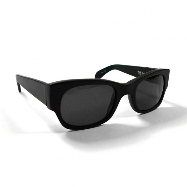 Stussy-Deluxe-Black-Hounslow-Sunglasses