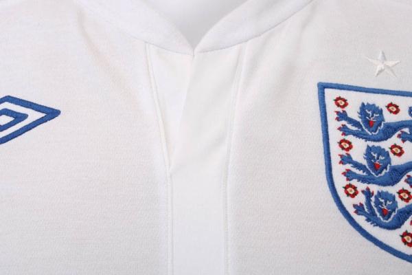 Umbro x Peter Saville England National Football Team 2010 - 2011 Home Kit 03