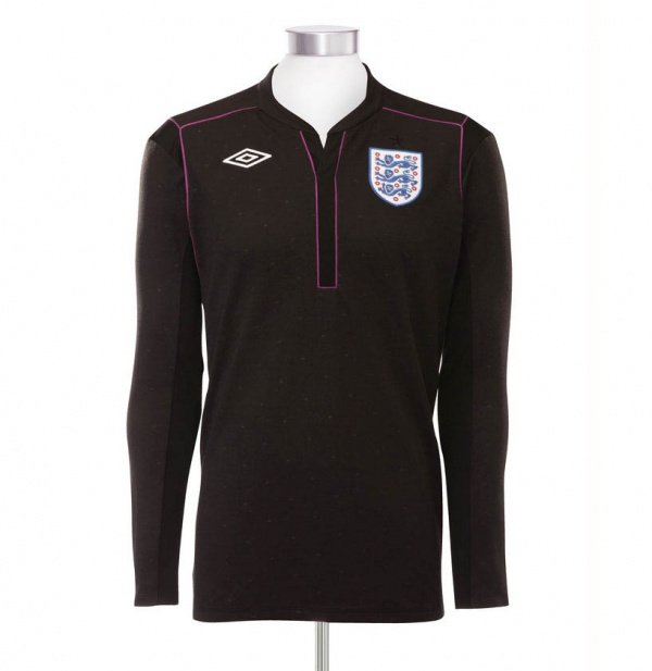 Umbro x Peter Saville England National Football Team 2010 - 2011 Home Kit 06