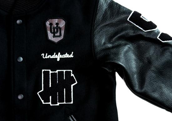 Undefeated Varsity Jacket 2