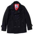 X Large Alpha Industries Pea Coat 2