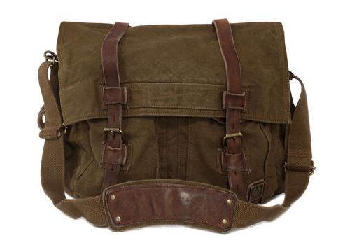 Belstaff-Large-Mountain-Brown-Canvas-Shoulder-Bag-01