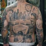 Black and Gray Tattoo Robert Pho