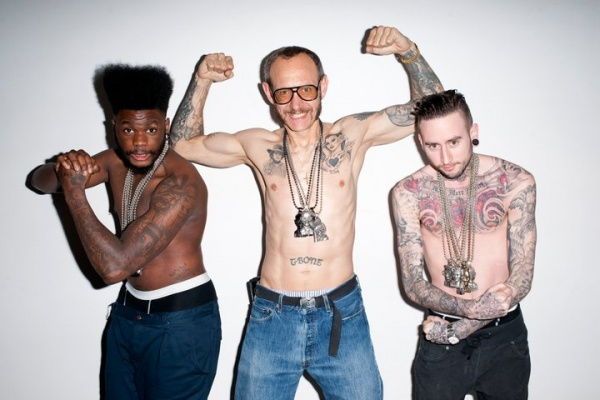 Terry Richardson for Nous Sommes1