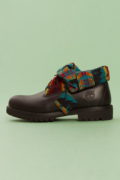 Timberland-Pendleton-for-Opening-Ceremony-Classic-Roll-Top-Boots-2