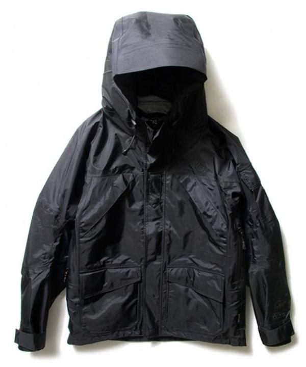 Military Parka Gore Tex Covu Clothing