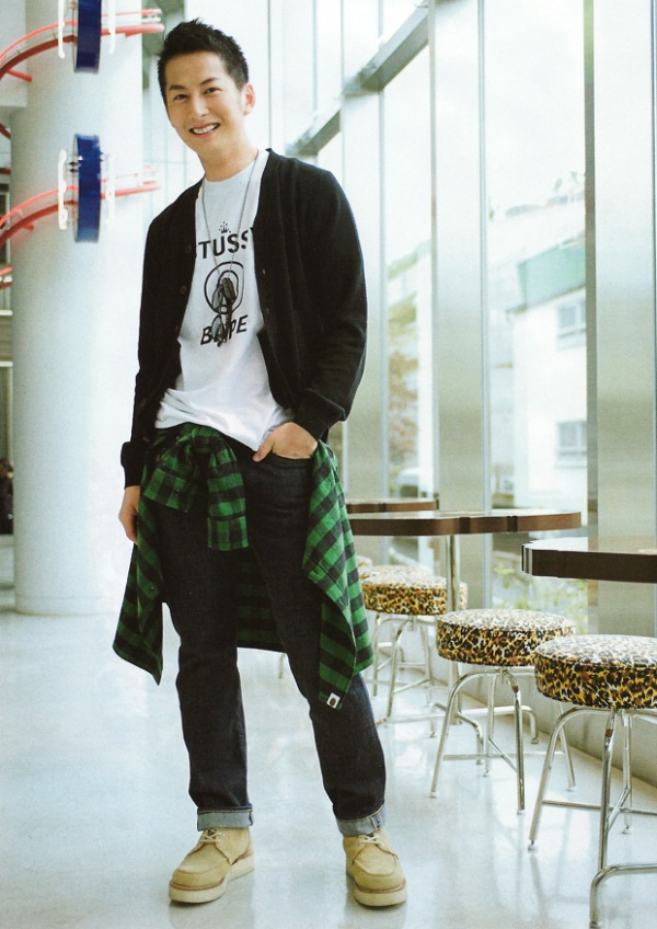 smart-magazine-a-bathing-ape-x-stussy-2010-holiday-lookbook-1