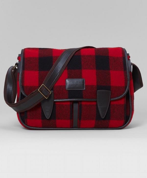 Buffalo-Check-Messenger-Bag-by-Brooks-Brothers-1