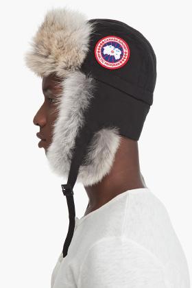 Canada Goose Aviator Hat 2