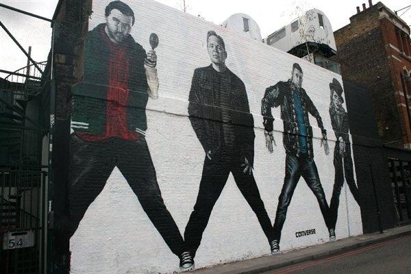 Converse Connectivity Graffiti 2