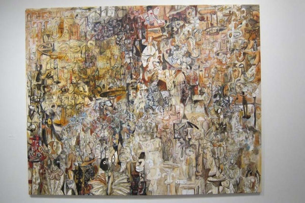 George-Condo-Mental-States-Exhibition-10