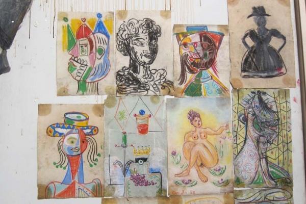 George-Condo-Mental-States-Exhibition-11