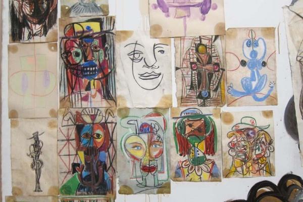 George-Condo-Mental-States-Exhibition-12
