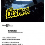 the desman poster