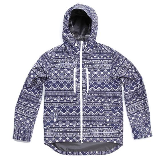 Gore-Tex-Paclite-Shell-Primitive-Pattern-Short-Jacket