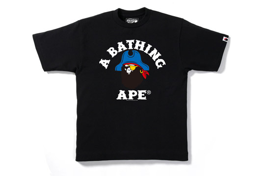BAPE-Pirate-Store-London-tees-01
