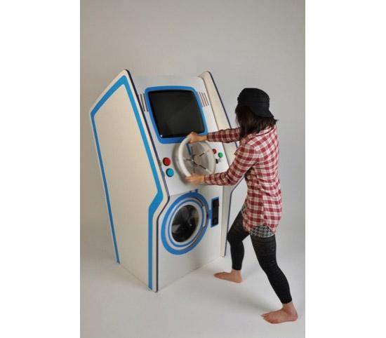 laundry arcade