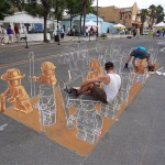Street-art-Lego-Army-3D-chalk-drawing-1