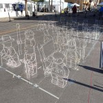 Street-art-Lego-Army-3D-chalk-drawing