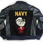 dr-romanelli-beetle-bailey-popeye-bomber-jackets-8