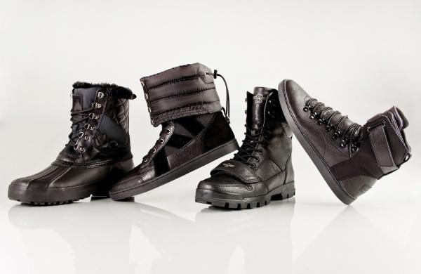 Black Boot Pack 2
