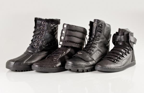 Black Boot Pack