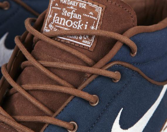 Nike SB Stefan Janoski Dark Slate Sandalwood