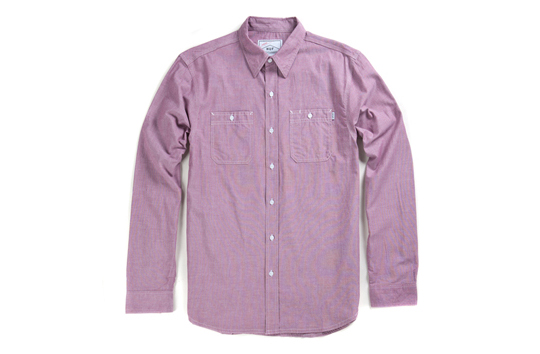 HUF Spring 2012 - 1st delivery