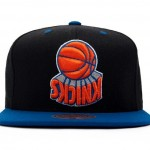 Hall of Fame x Mitchell & Ness Snapbacks - New York Knicks