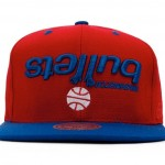 Hall of Fame x Mitchell & Ness Snapbacks - Washington Bullets