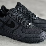 Nike Aire Forece 1 Low - Black