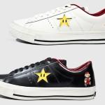 Super Mario Bros. x CONVERSE One Star Ox