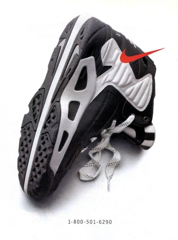 Vintage Nike Ads Street Defender 600x805