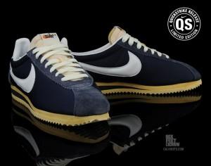 more photos b5207 dde85 Nike Cortez Classic OG Nylon QS 'Midnight Navy/White'