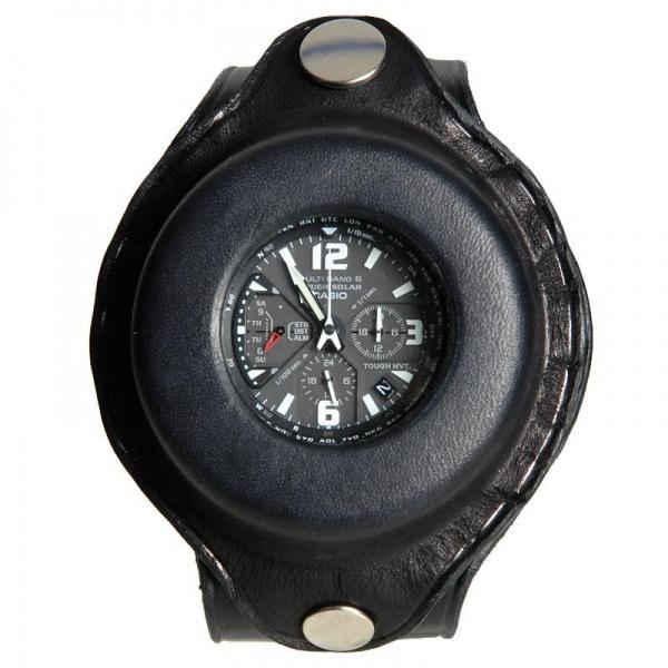 Casio G-Shock Leatherback by Men's File Aviator GW3000BB