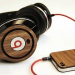 Beats by Dre x Lazerwood Headphones