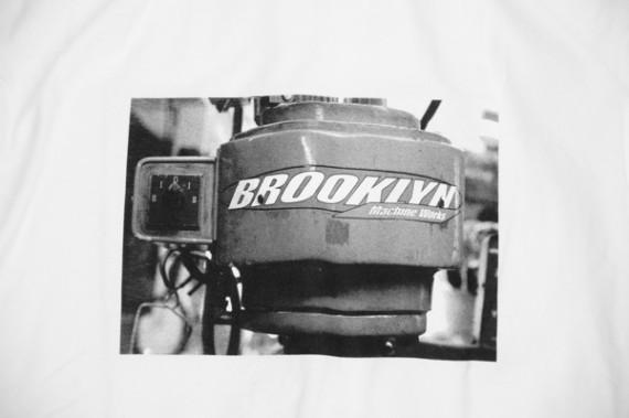 Chari & Co. x Brooklyn Machine Works Photo T-Shirts