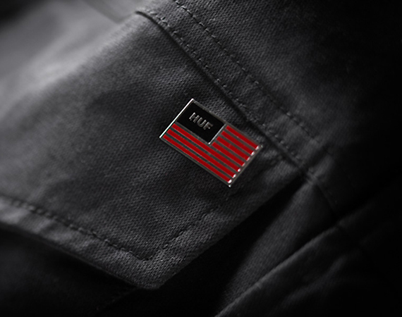 HUF Spring 2012 Collection Delivery 2