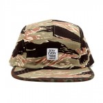 Mad Hectic Mix Army Jet Cap