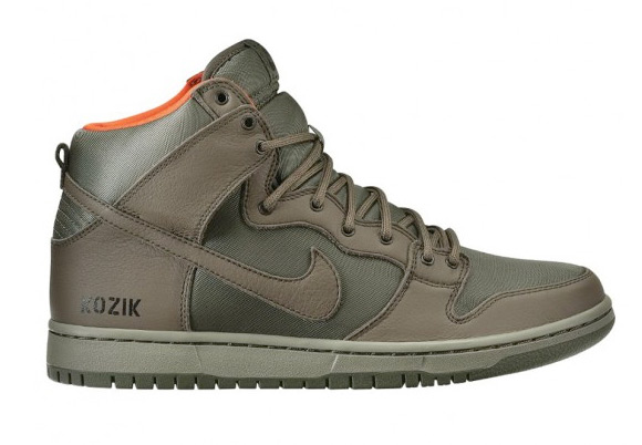 Nike SB x Kozik Runners