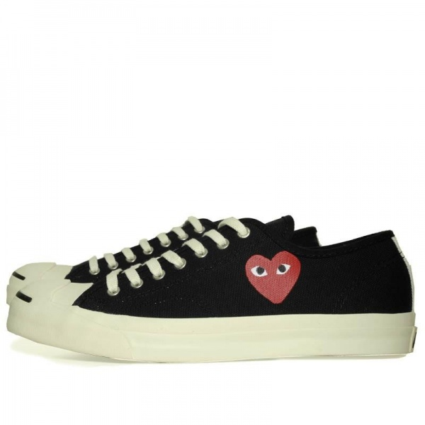 Comme des Garcon PLAY Converse Jack Purcell