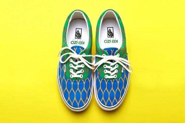 Kenzo x Vans 2012 Summer Collection