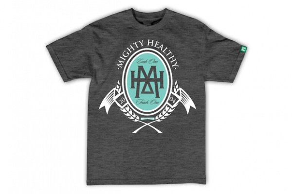 Mighty Healthy 2012 SpringSummer T-shirt Collection