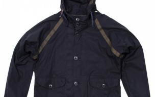 Nigel Cabourn Taped Ventile Aircraft Jacket